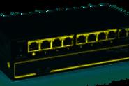 S1008-120-V2 - CYGNUS Switch CCTV Ethernet PoE+ 8 downlink + 2 uplink marca Cygn