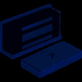 CYGNUS EL-60 cerradura magnética de contacto 60kg