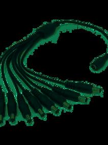 PULPO-8 Pulpo derivador de alimentación 8 salidas