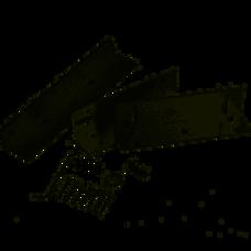 CYGNUS EL-180ZL accesorios en ZL p/montaje de cerradura magnética 180kg