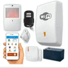 MARSHALL GO Kit Alarma WiFi