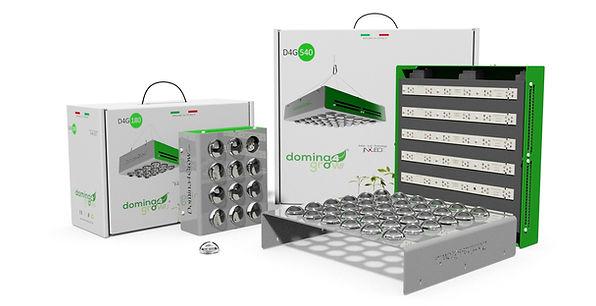 Domina4Grow LED grow lamps