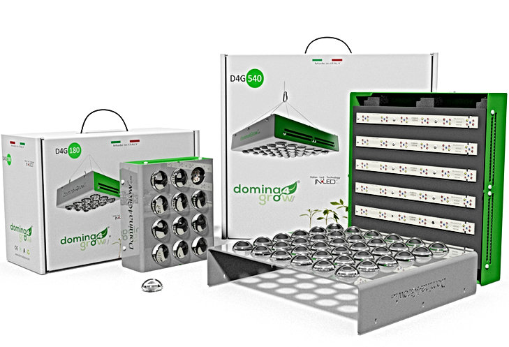 Domina4Grow led grow lamps