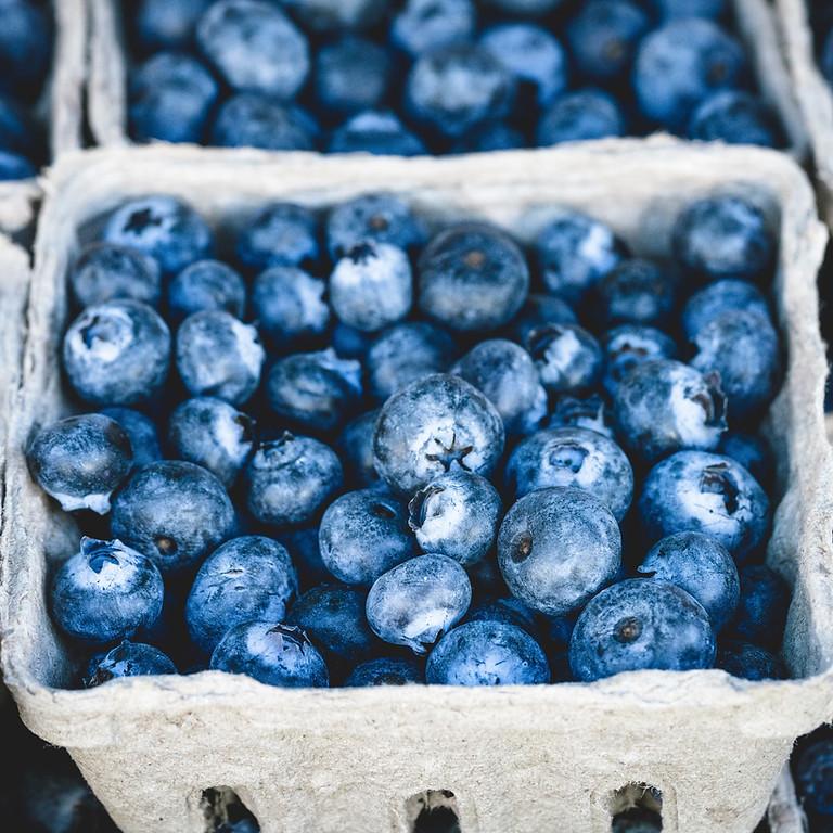 Blueberry Sale