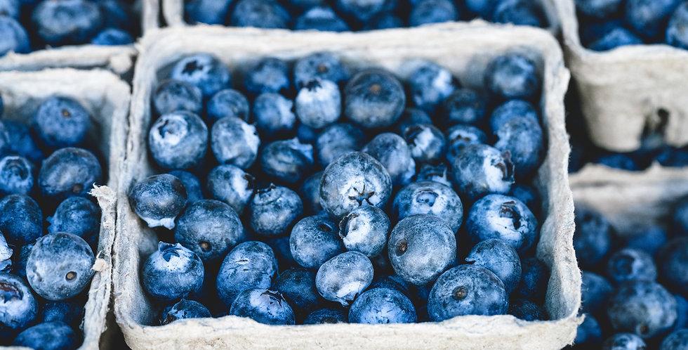 Organic Blueberries 1/2 pint