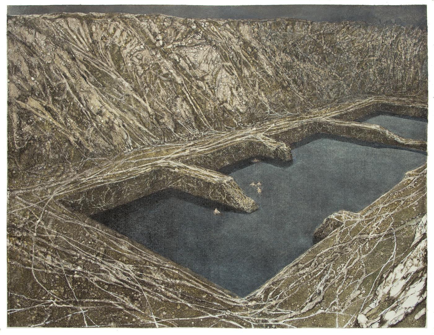 Edith Dufaux, Les grandes rives, 2019