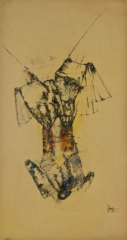 Fred Deux, Rêve érotique du veuf, 1966