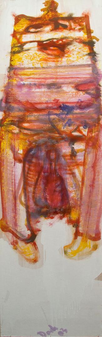Dado, Sans titre, 2003