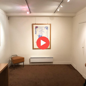 Visite virtuelle de notre accrochage Michel Macréau