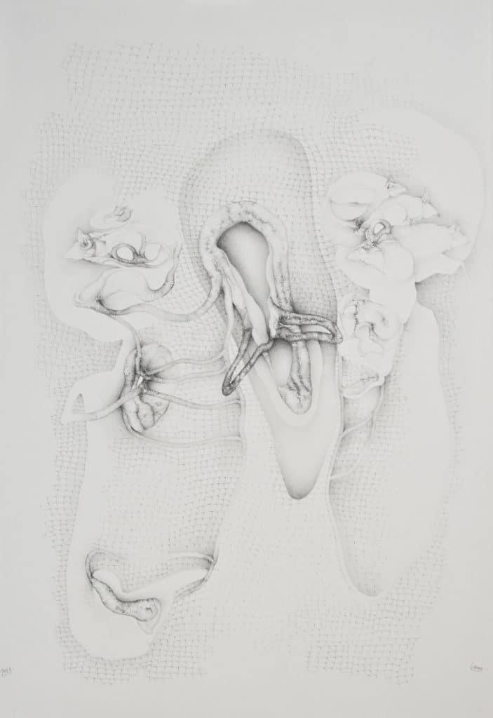 Fred Deux, Autoportrait, 1981