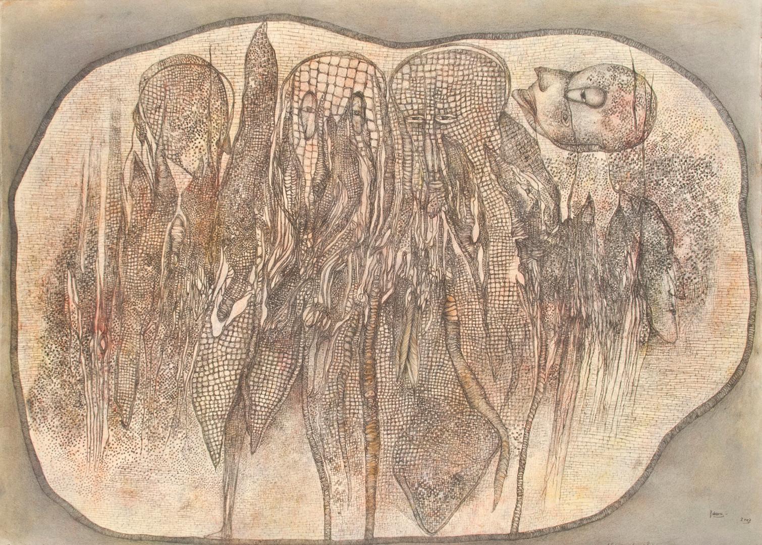 Fred Deux, Plaies contre plaies, 2003