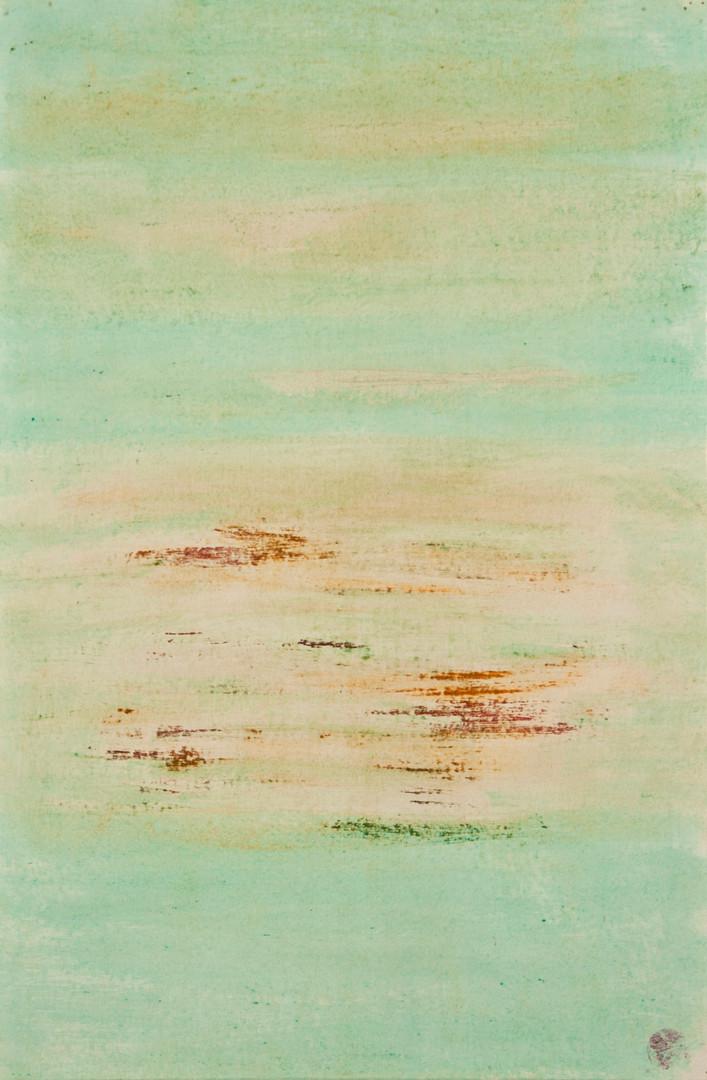 René Laubiès, Sans titre, 1972
