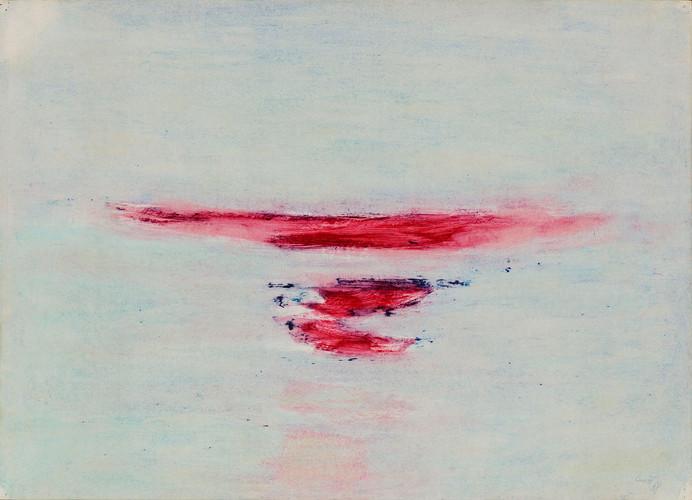 René Laubiès, Sans titre, 1988