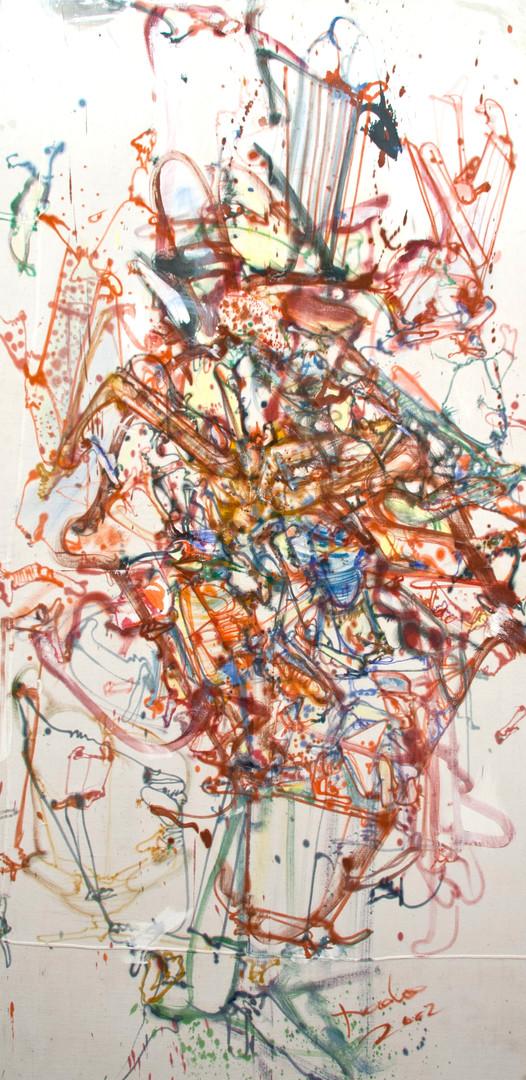 Dado, Sans titre, 2002