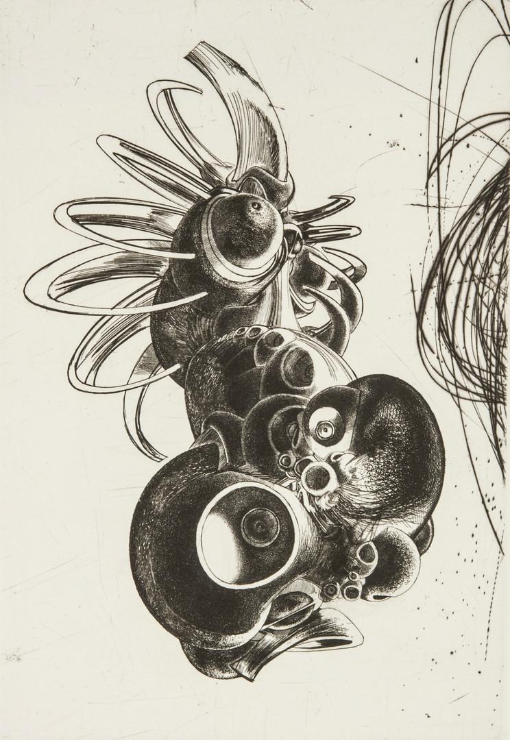 François Lunven, Explosive fixe, 1967