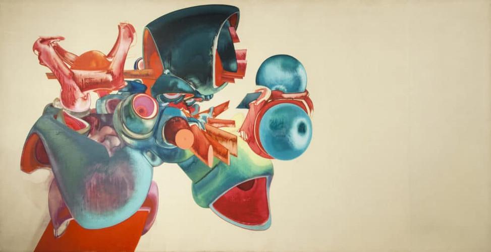 François Lunven, Sans titre, 1968