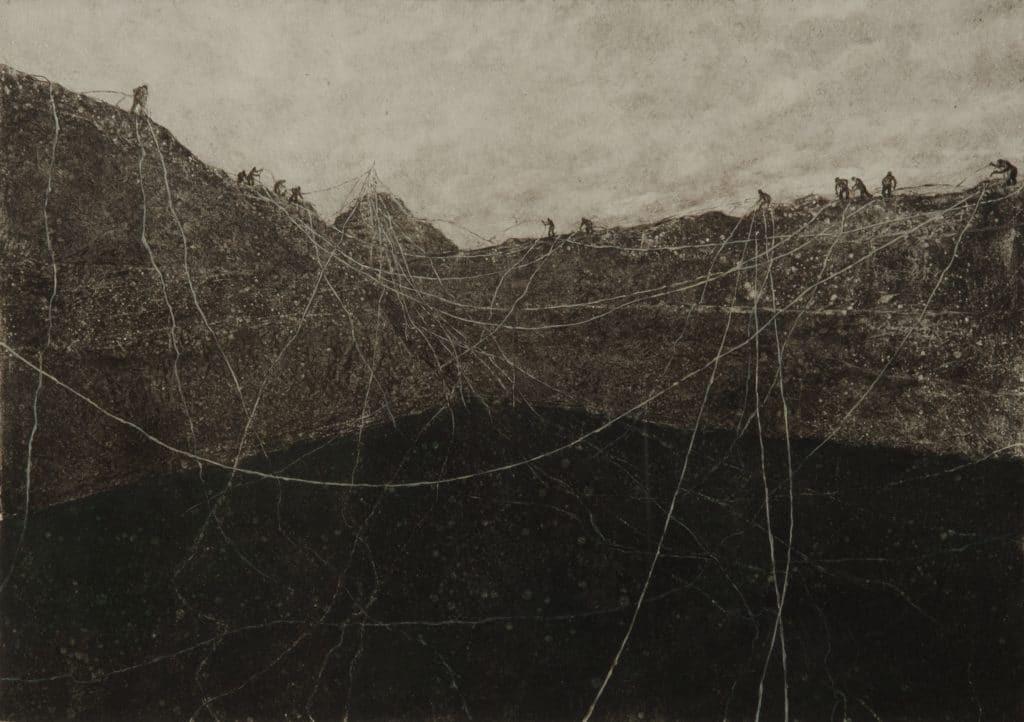 Edith Dufaux, Sans titre, 2017