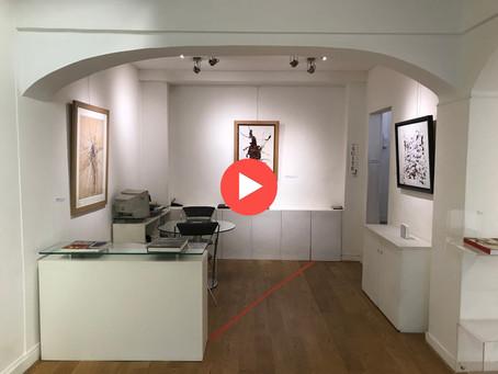 Visite virtuelle de l'exposition Bernard Réquichot