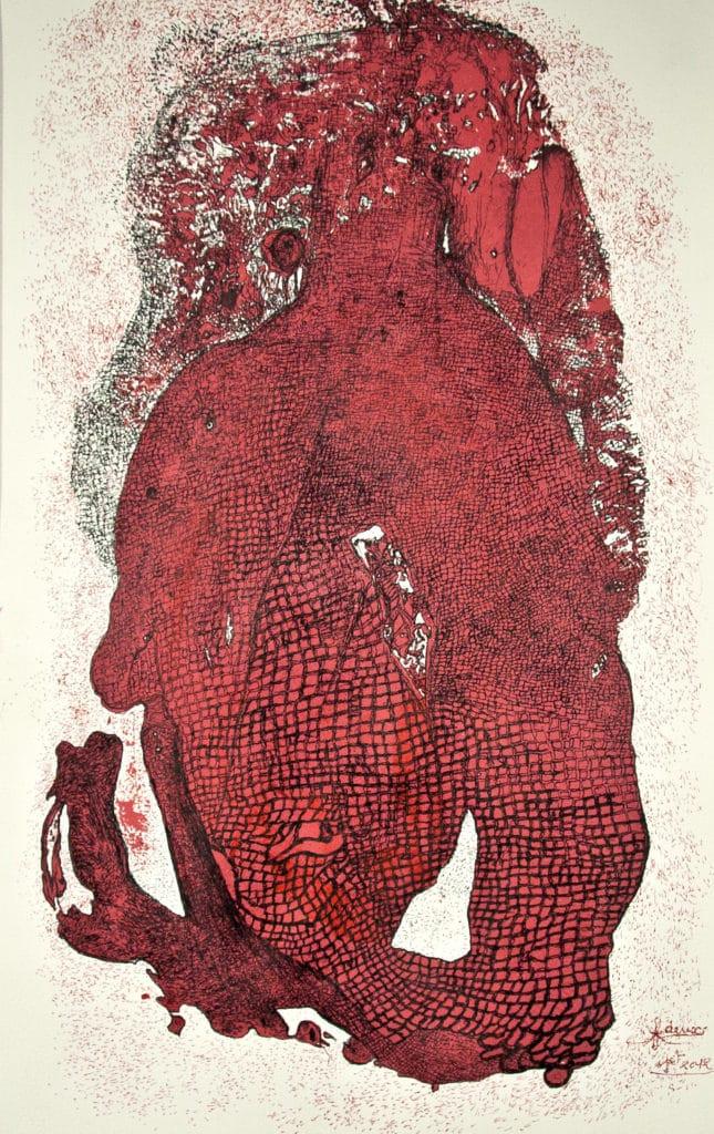Fred Deux, Sans titre, 2012