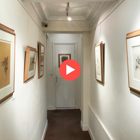 Visite virtuelle Exposition Fred Deux - Oeuvres plus anciennes