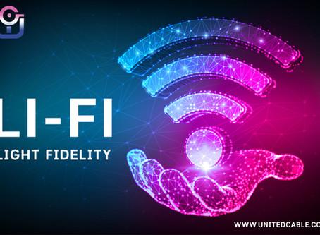 Li-Fi คืออะไร?