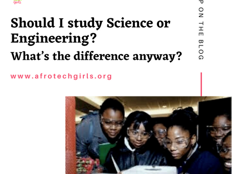 Science or Engineering? What's the difference anyway?