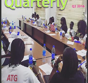 ATG Quarterly: Q2 2016