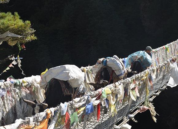 Le tour du Manaslu
