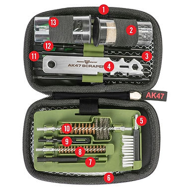 Real Avid Gun Boss® AK47 Cleaning Kit