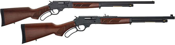 The New Henry Lever Action H018G-410 Shotgun