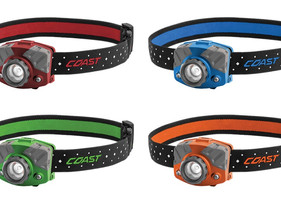 COAST FL75R Rechargeable Headlamp