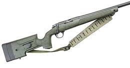 CVA's Paramount Muzzleloader Rifle