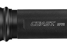 COAST's HP7R Long Range Focusing Flashlight