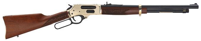 Henry's Brass Frame 410 Bore Shotgun