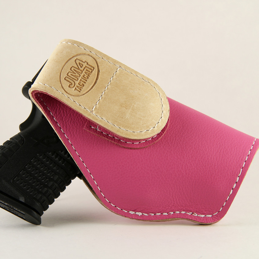 20161011_JM4 Tactical Pink Quick Click and Carry Holsters
