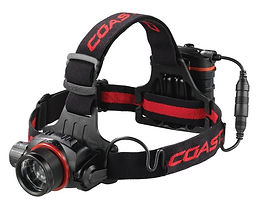COAST HL8R Lumen Rechargeable Headlamp