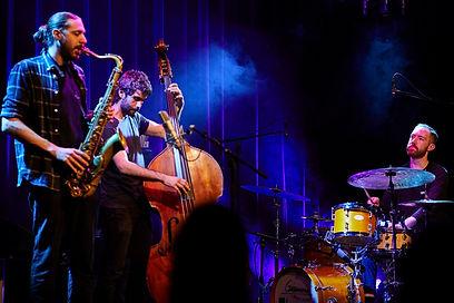 Arthur Hnatek Trio Live