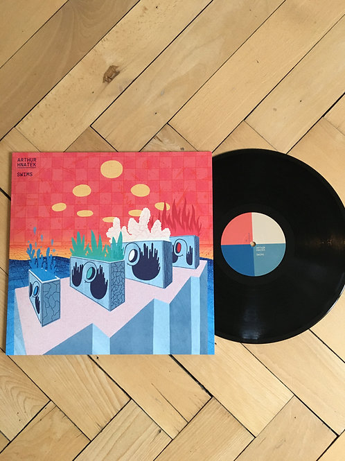 """SWIMS - Limited Edition 12"""" Vinyl"""