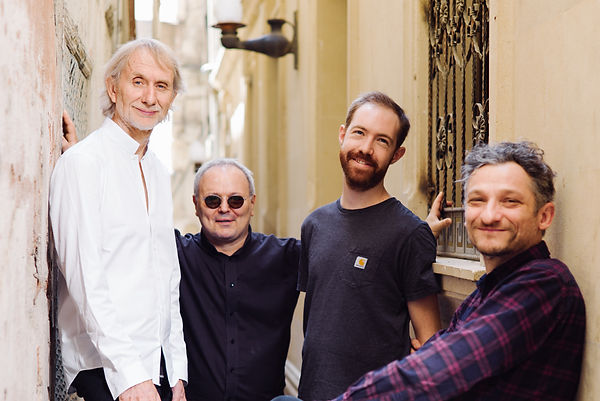 Erik Truffaz Quartet Arthur Hnatek