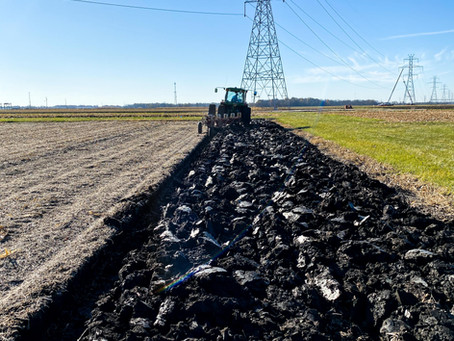 Long Term Tillage Through the Years