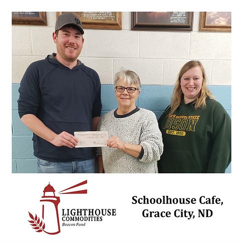 Beacon fund schoolhouse cafe