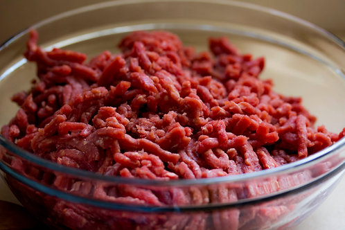 Dry Aged Ground Beef