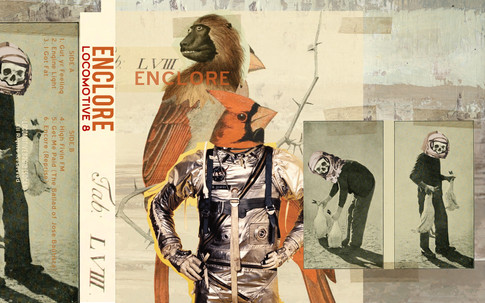 Locomotive 8 Band Album Enclore