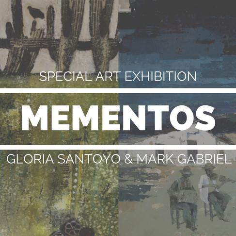 Art Exhibition: Mementos at Pez Gordo Gallery