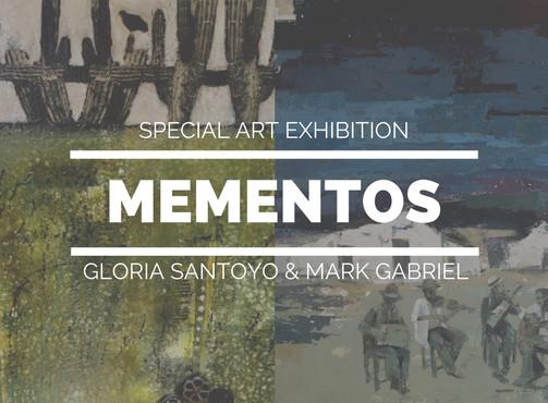 Art Exhibition: Mementos