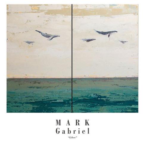 """Todos Santos Artist Calendar 2020 - March features """"Libre"""" by Mark Gabriel"""