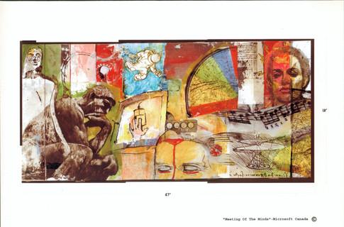 Mark Gabriel Artist, Artista, Illustrator