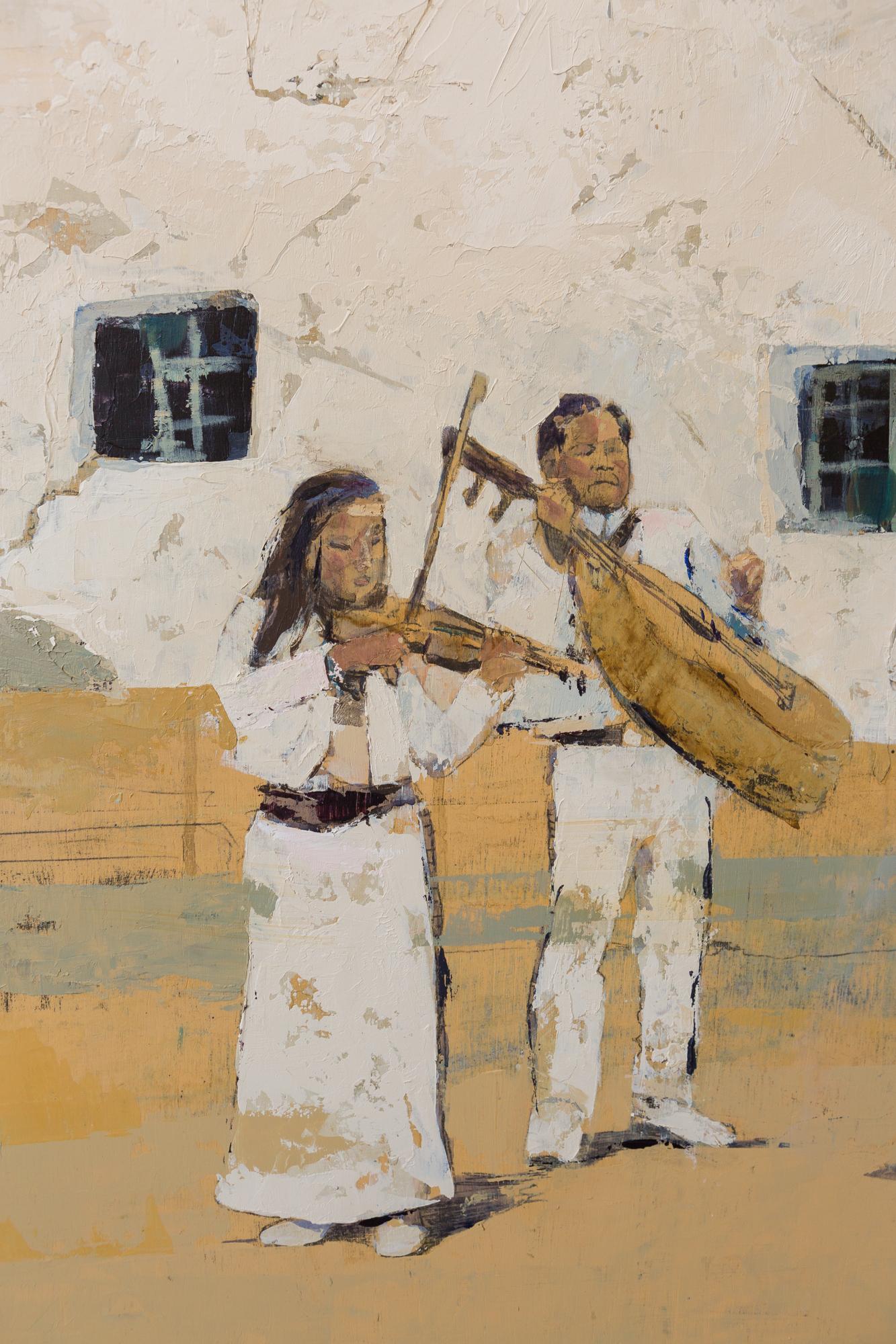 Pueblo Fantasma (Detail)