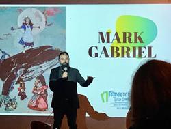 Mark Gabriel at Cine de Film Festival Charity Dinner