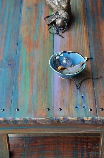 CUSTOM ORDER For John 50% Deposit for Bespoke Coffee Table 80 cm x 70 cm x 40 cm
